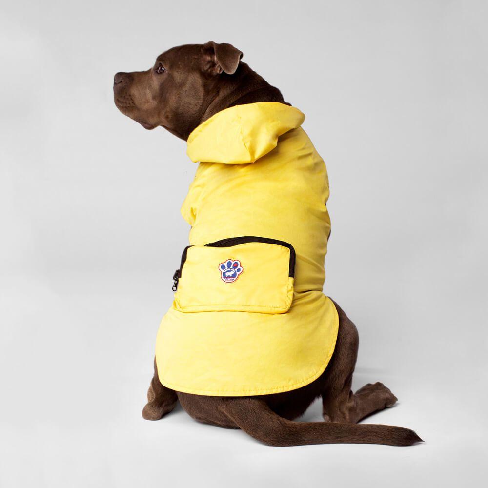 Dog Outerwear Raincoats Canada Pooch Dog Raincoat Raincoat Raincoat Monogram [ 1000 x 1000 Pixel ]