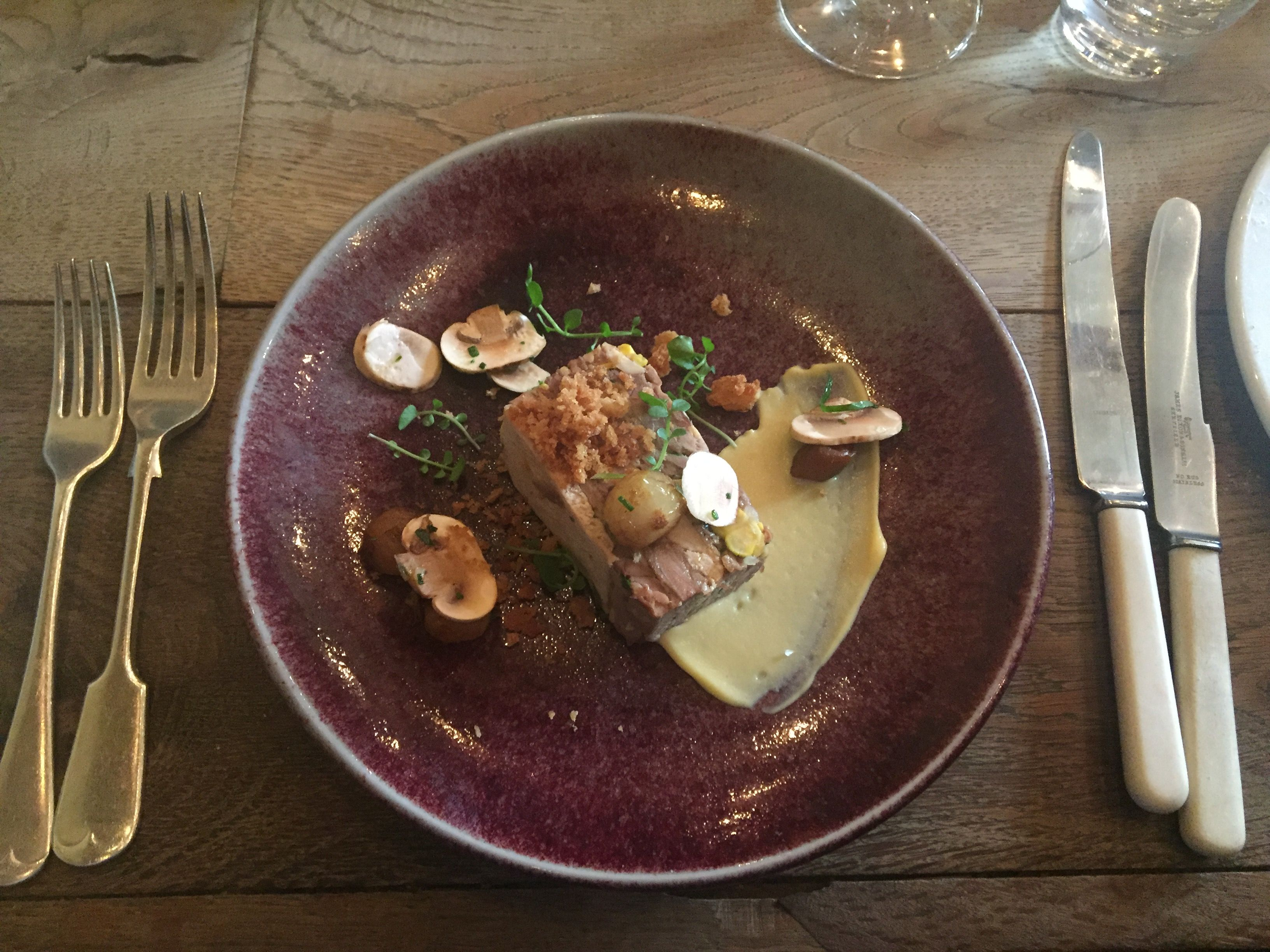Review The Black Rat Winchester Where To Eat In London