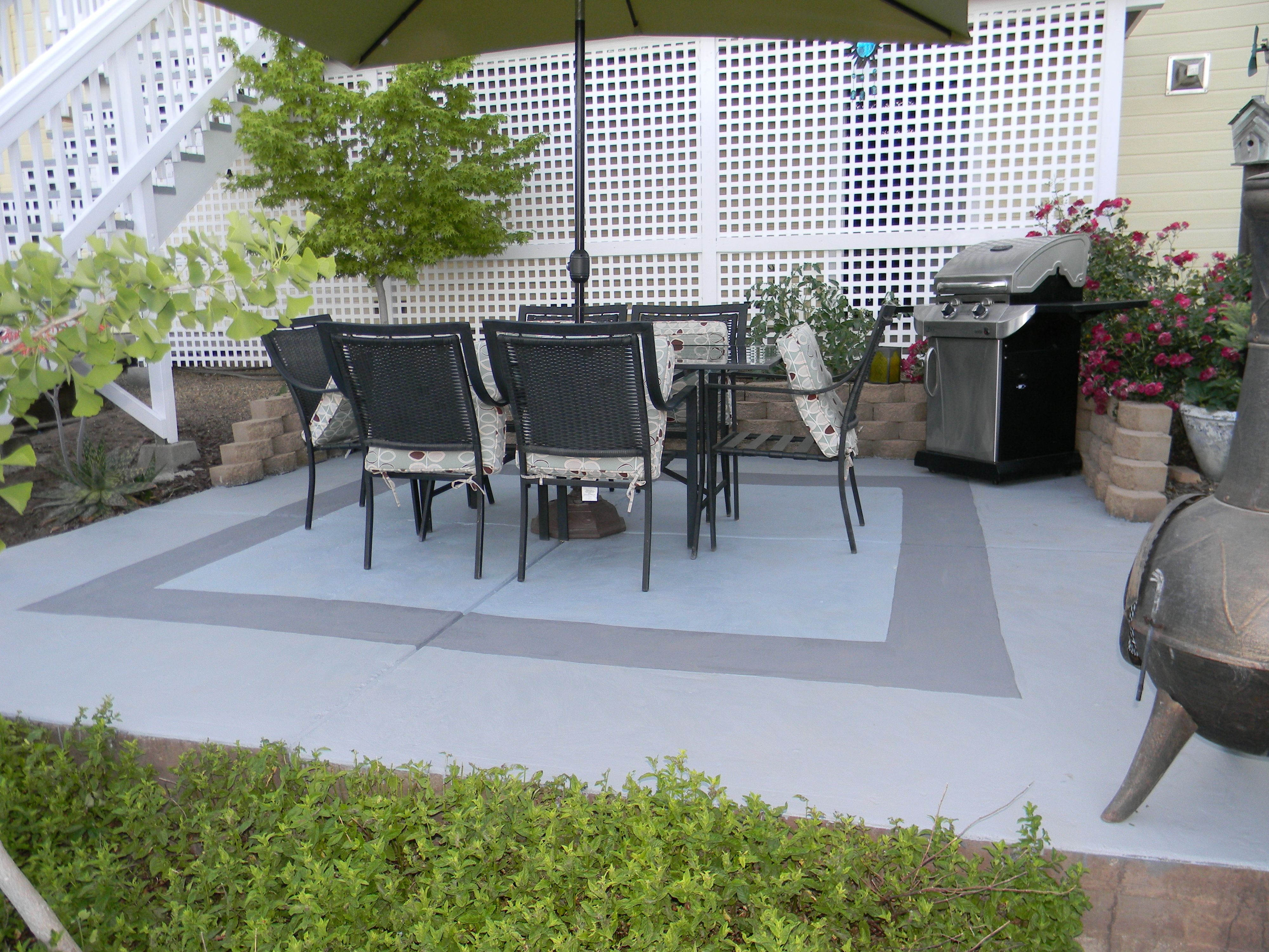 Pin by Elizabeth Brown on Pool and Patio Ideas   Paint ...