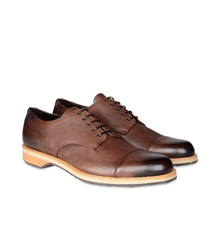 ERMENEGILDO ZEGNA SHOES Laced shoes Men