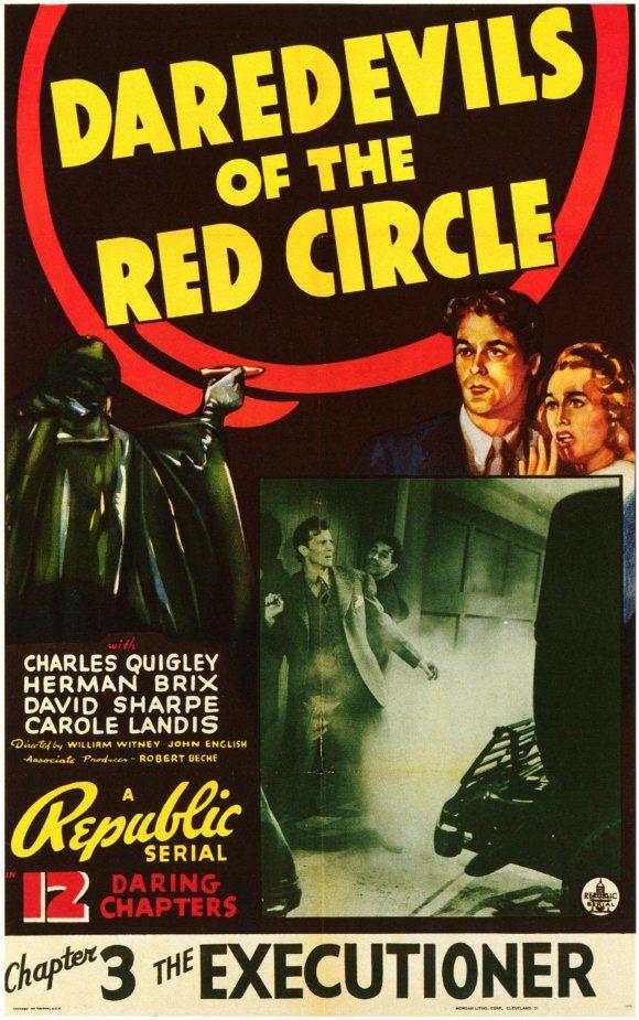 Los Temerarios Del Circulo Rojo Daredevils Of The Red Circle