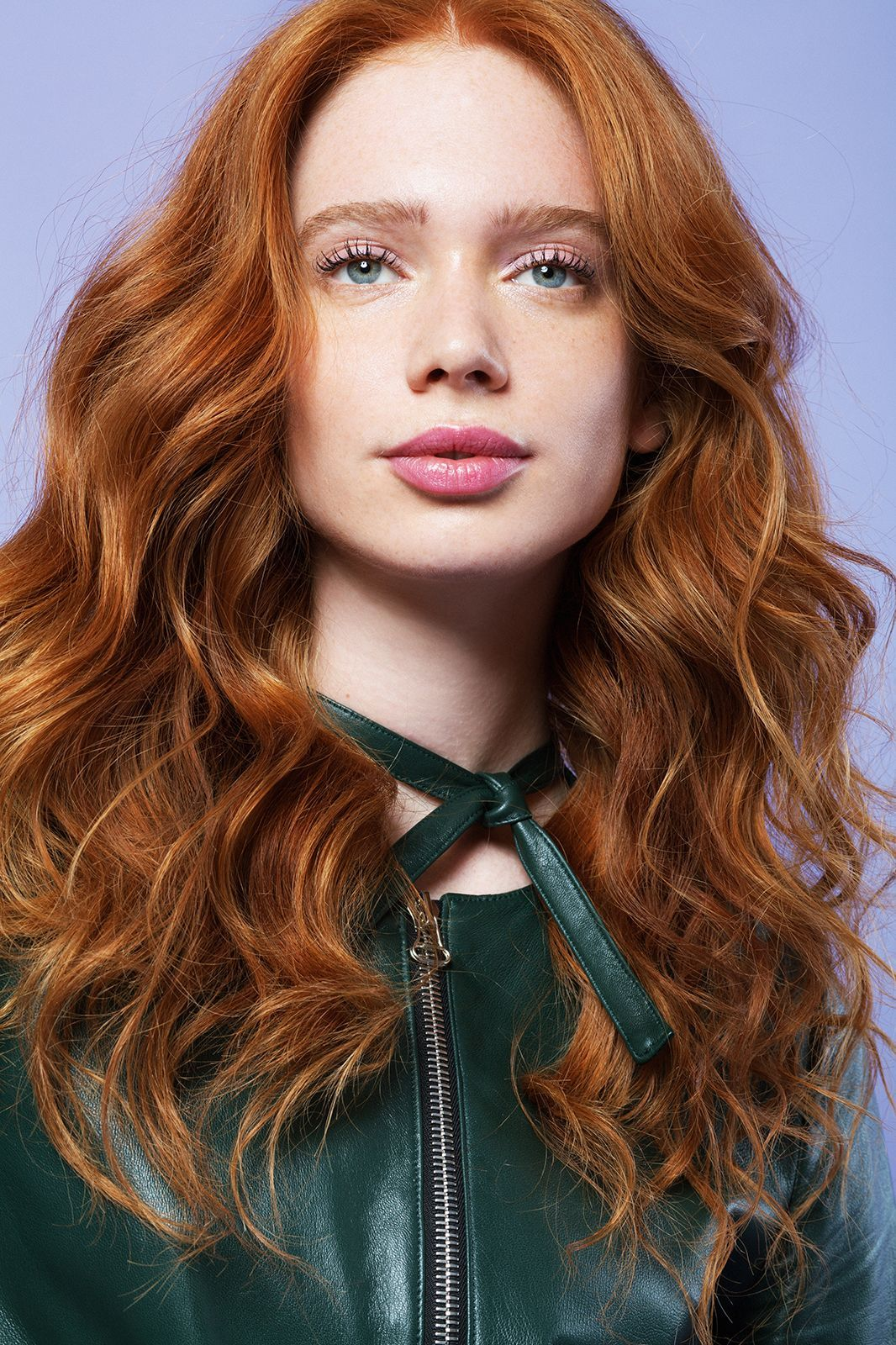 How to transform long frizzy hair into gorgeous waves happy things