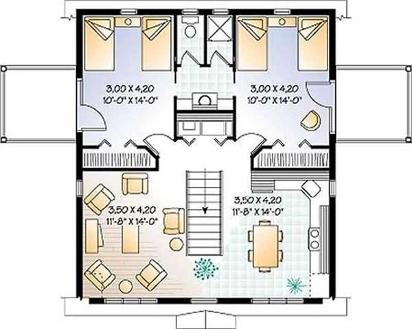Second home plans