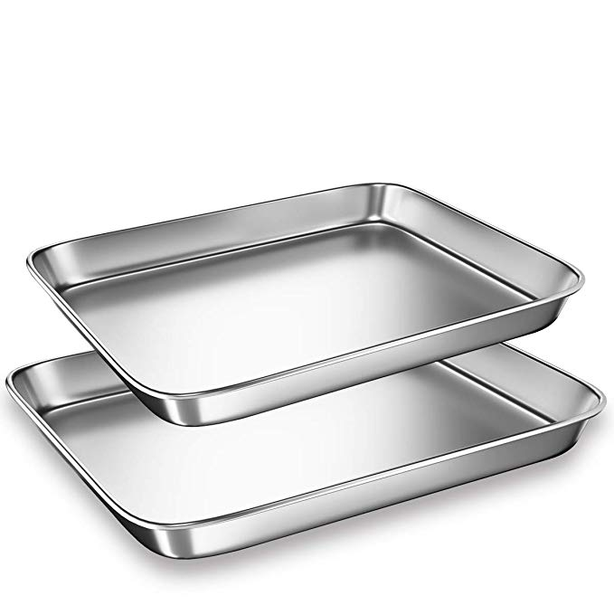 Toaster Oven Sheet Pans