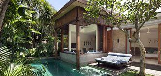 Villa balinaise 5* et piscine privée maroc