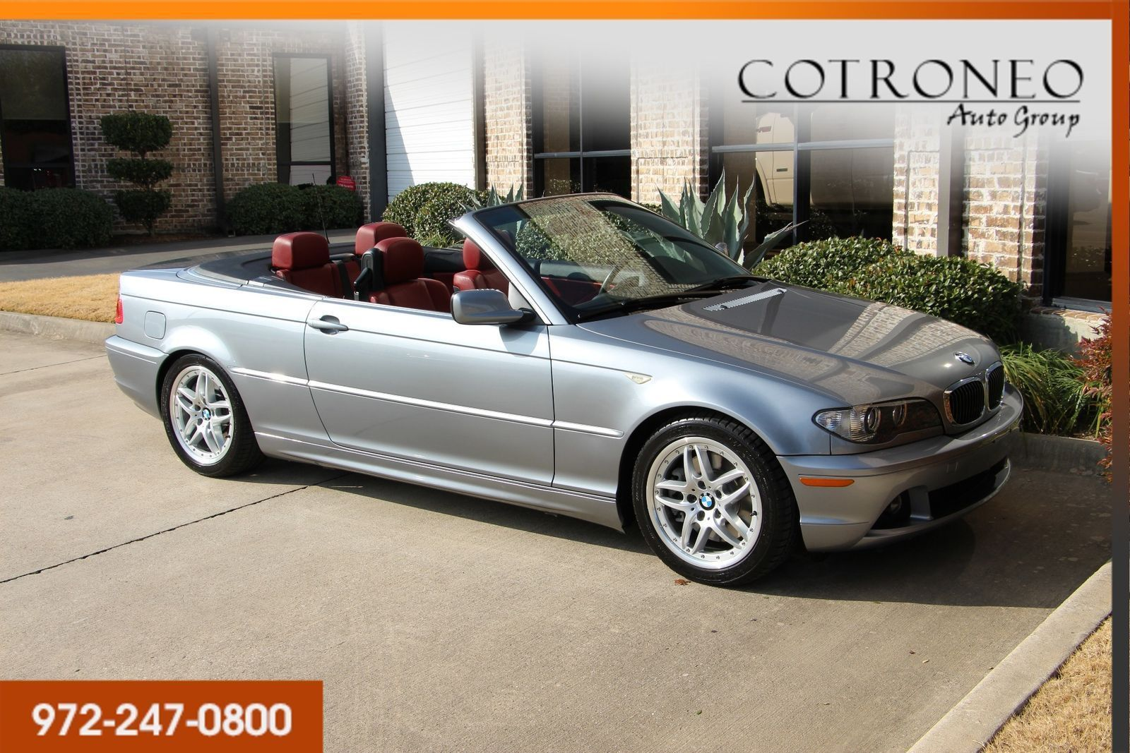 Cool Amazing 2004 Bmw 3 Series Convertible Ilver Gray On M3 Imola