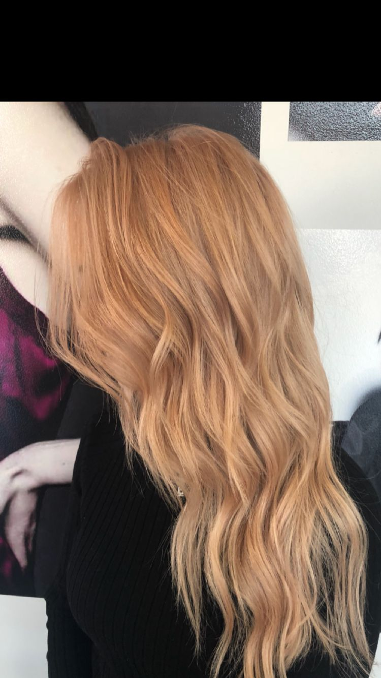 Strawberry Blonde Hair  Saç  Pinterest  Strawberry blonde hair