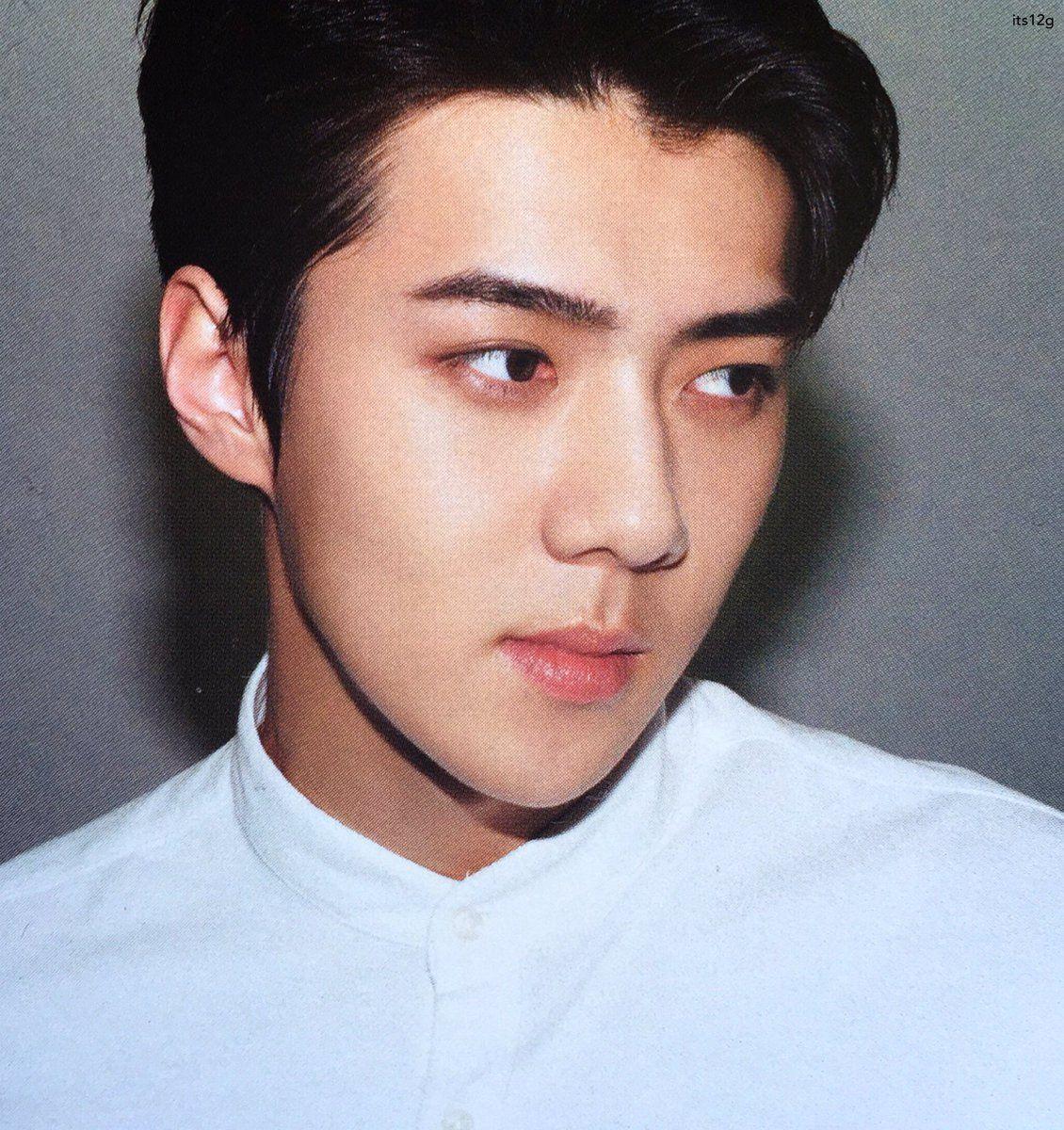 160801 #Sehun #EXO | Aktor