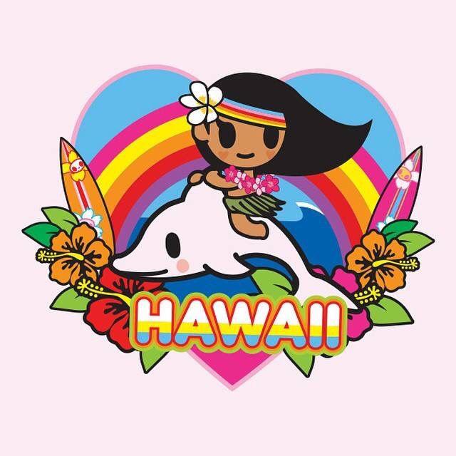 Tokidoki Hawaii