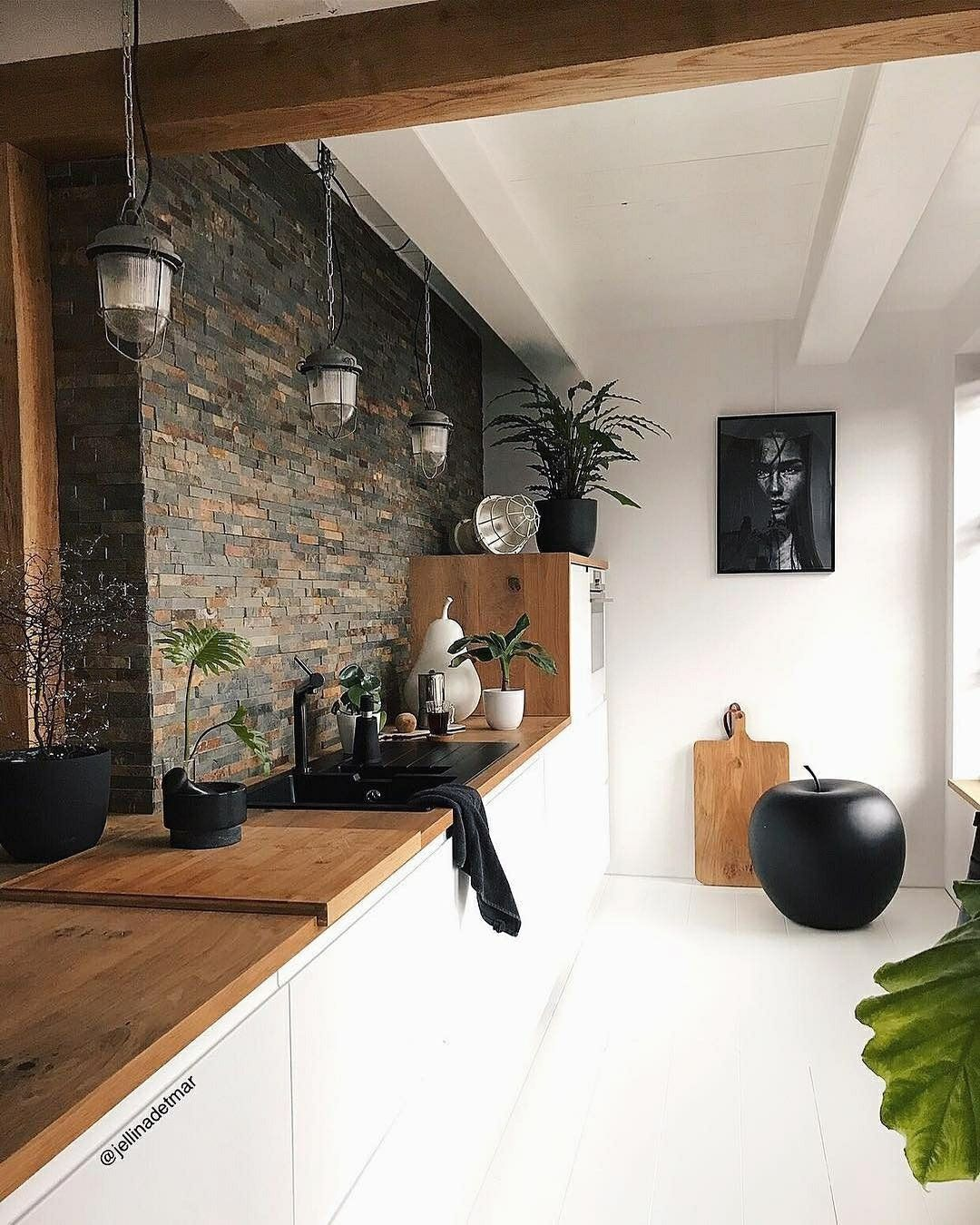 Home Inspiration // Loft is All You Need The Perfect Scandinavian