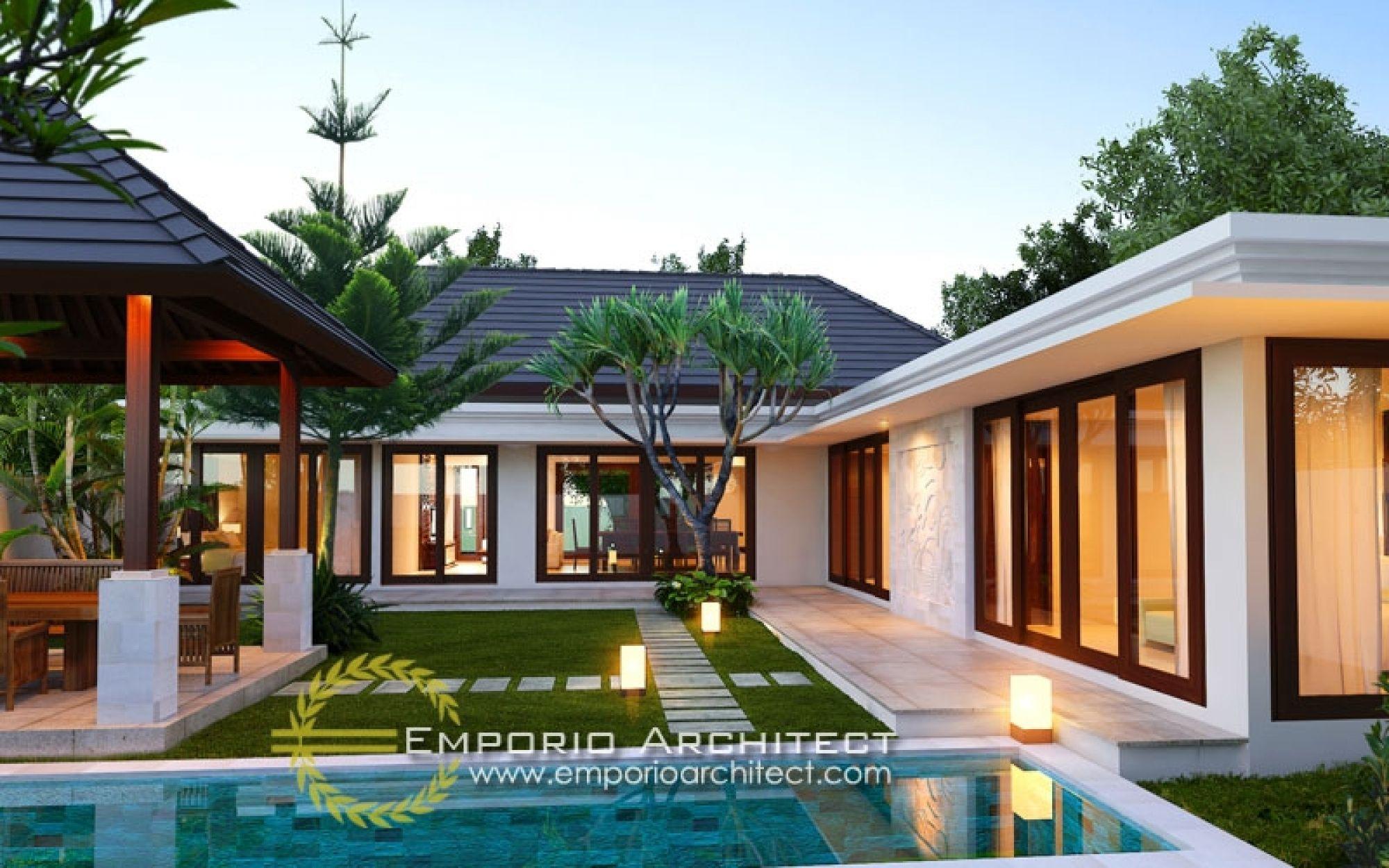 Desain Villa Sandy Jasa Arsitek Desain Rumah Berkualitas Desain Villa Bali Modern Tropis Profesional Berpengalaman Dari Empor Arsitektur Desain Rumah Arsitek