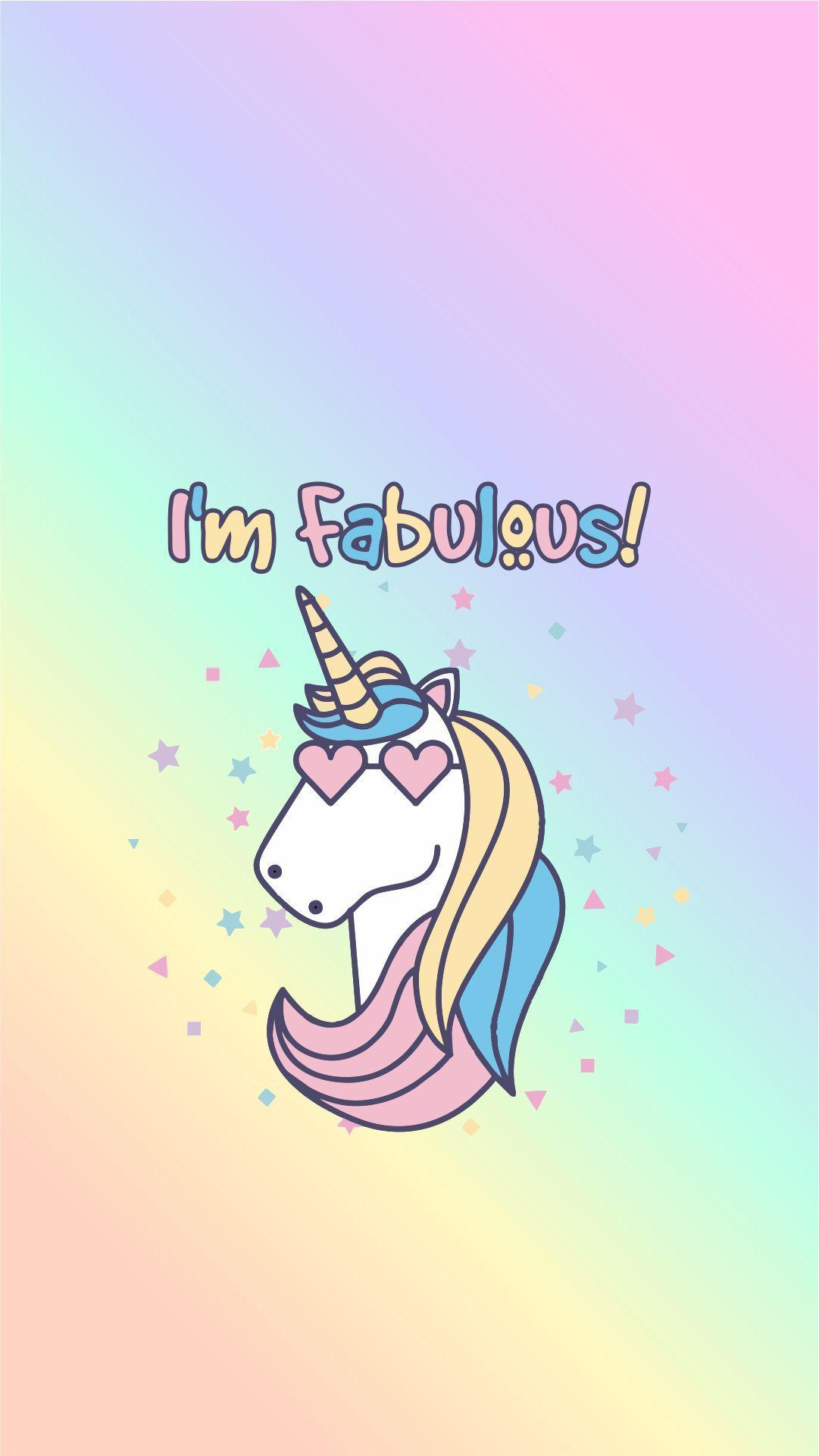 I m Fabulous Wallpaper Pastel Goth Pinterest