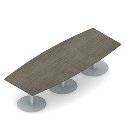 Global Swap 10 Boat Shaped Boardroom Table Swp521 Table Furniture Furniture Deals