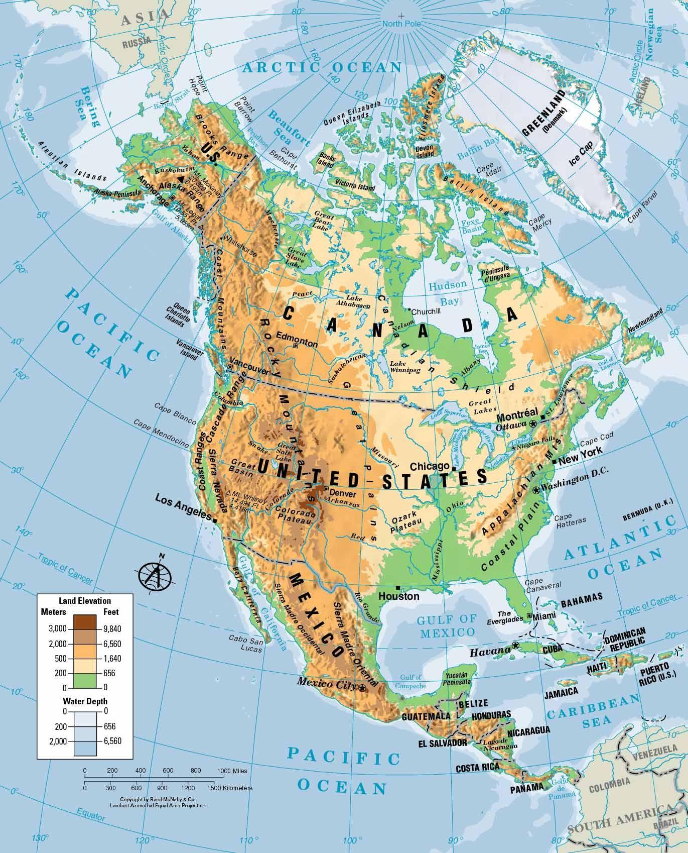 Mcd Wcg 0618168419 Pga7 F01 Jpg 1 371 1 698 Pixels Mapa De America Del Sur Mapa De Asia Mapa De America