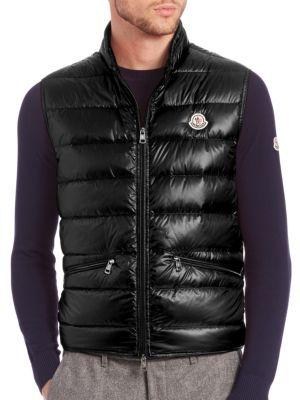 0263daa331f8 MONCLER Gui Puffer Vest.  moncler  cloth  vest