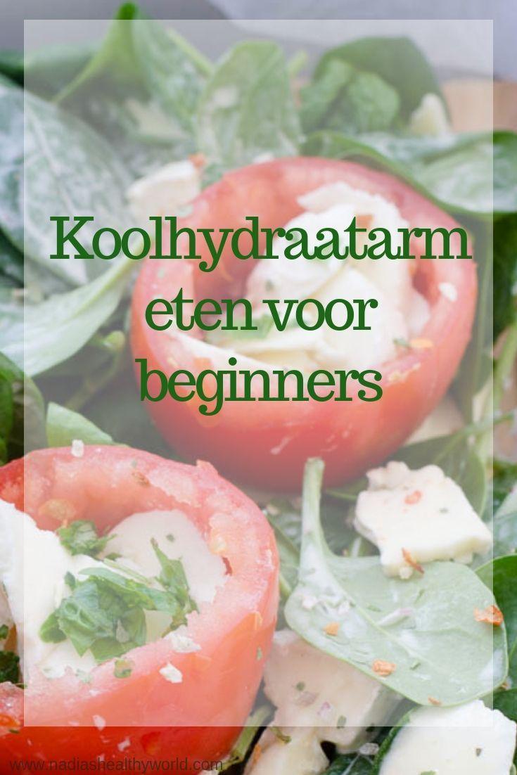 Koolhydraatarm eten voor beginners – Nadia's Healthy World