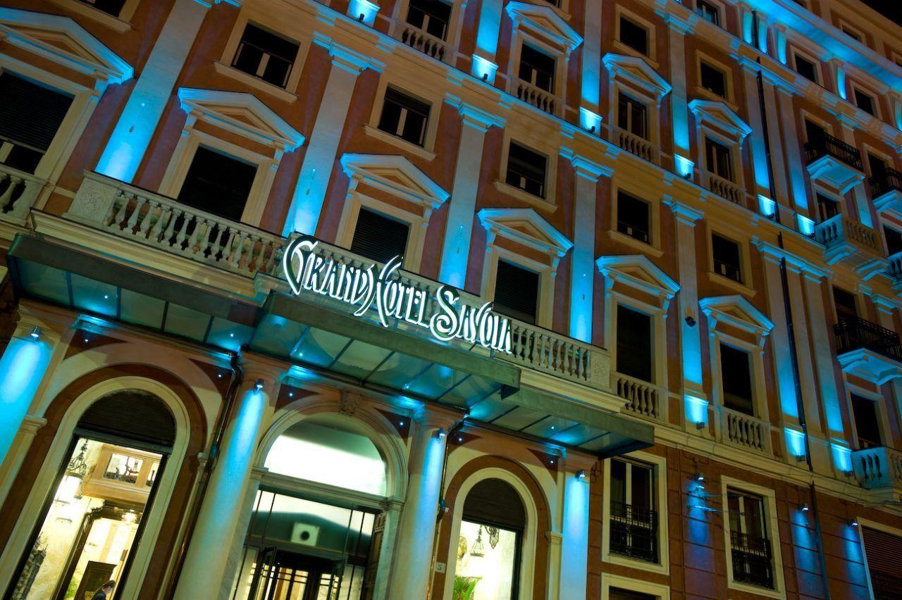 ... Photo about wedding venue Grand Hotel Savoia Genova ...