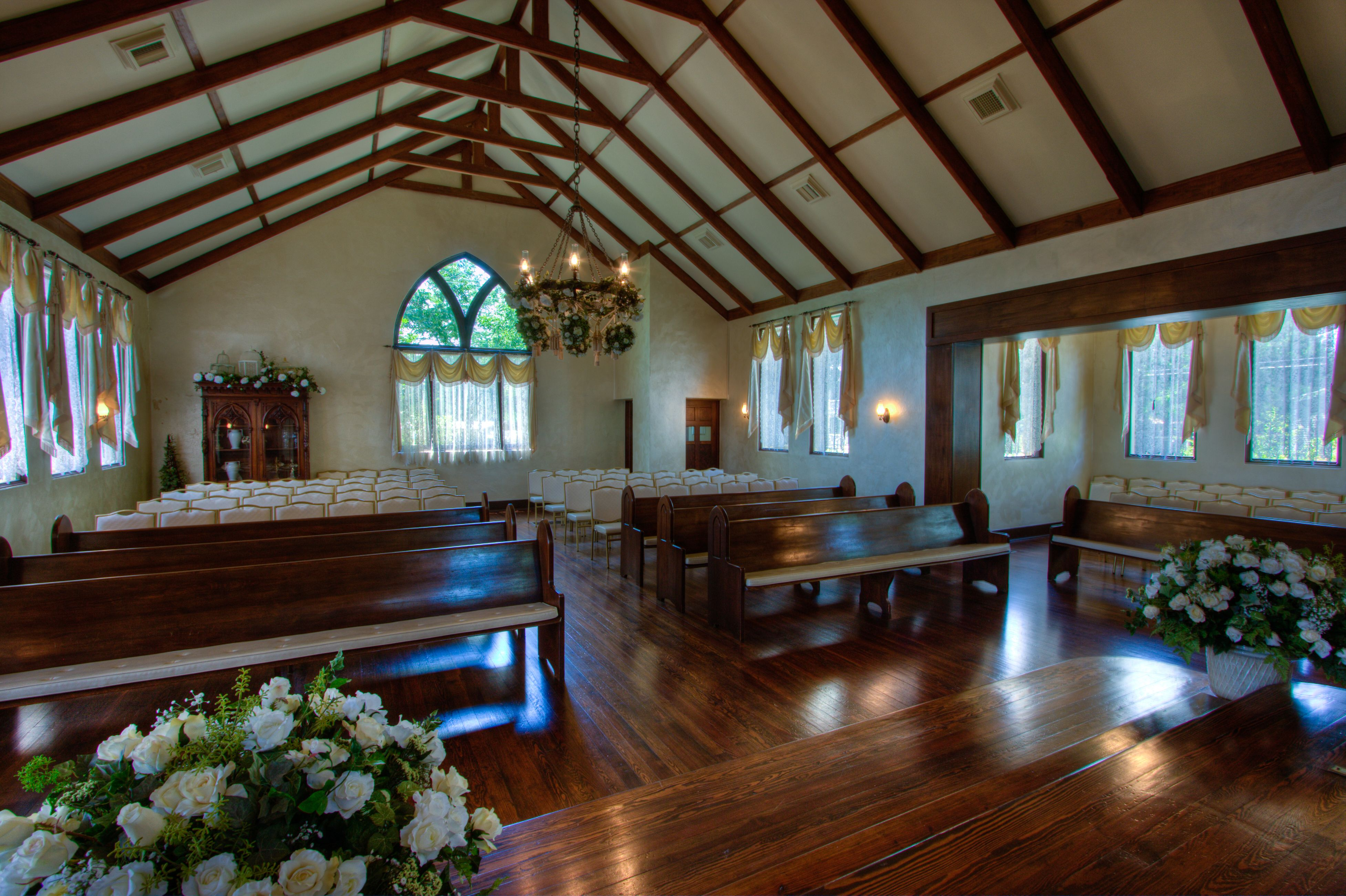 Boerne Wedding Chapel located in the San Antonio & Hill country