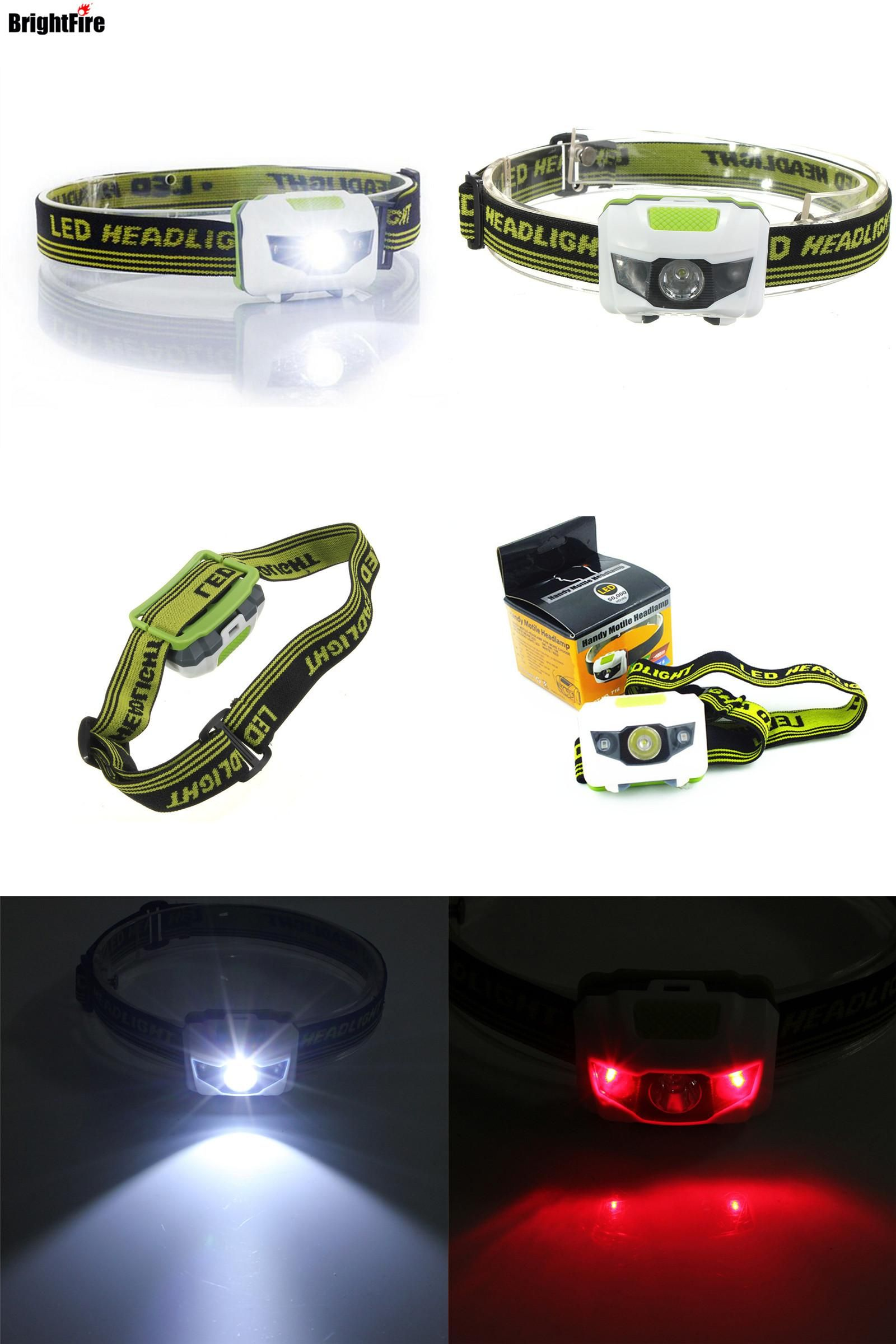 visit to h3 high quality 4 mode headlamp waterproof led