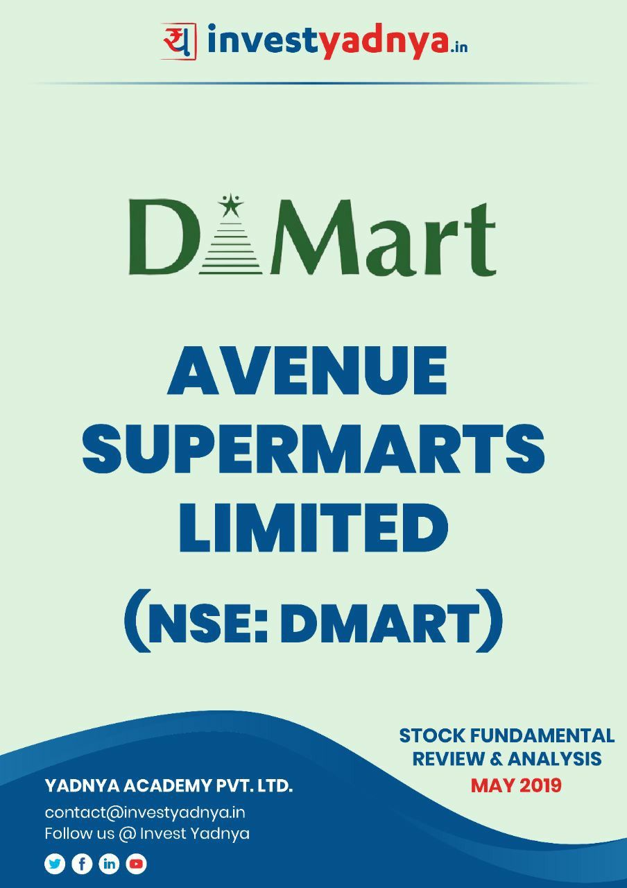 Avenue Supermarts Ltd D Mart Company Stock Review Analysis