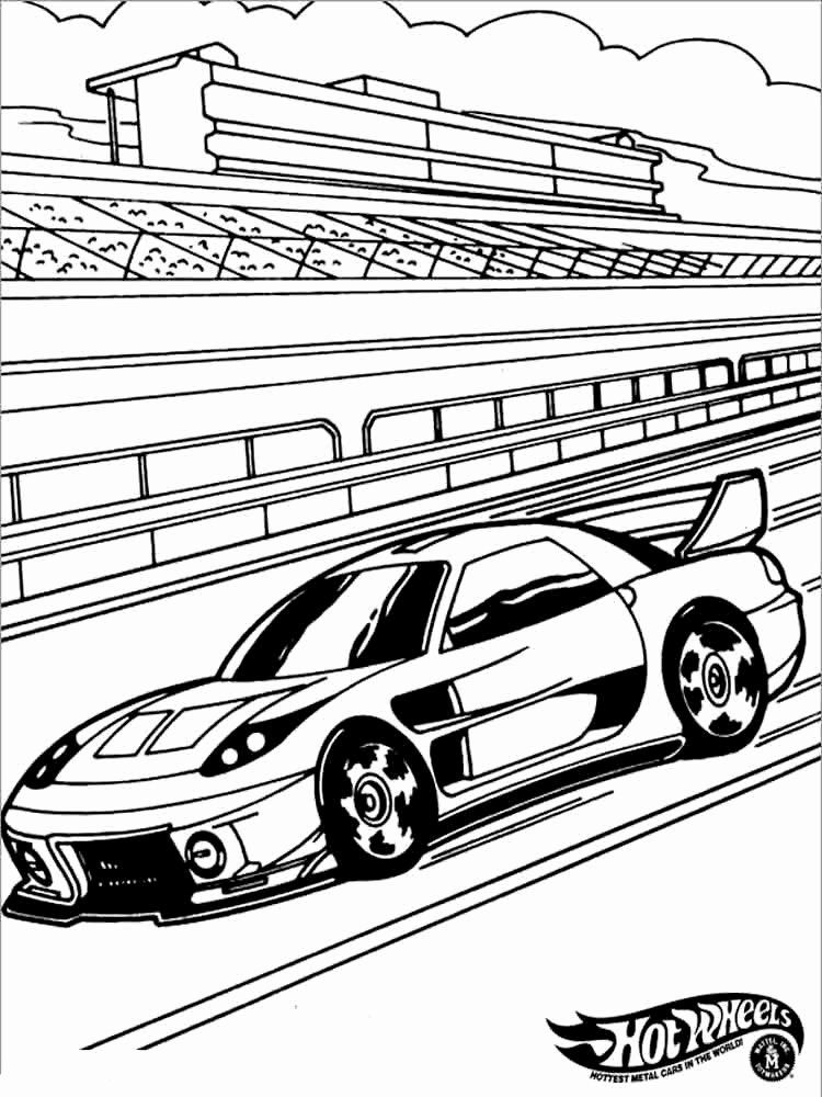 Hot Wheels Coloring Book Inspirational Hot Wheel Coloring Pages Race Car  Coloring Pages, Cars Coloring Pages, Sports Coloring Pages