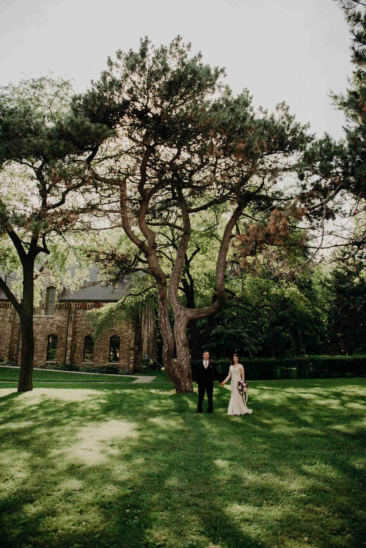 Dekoven center weddings racine wi historic wedding