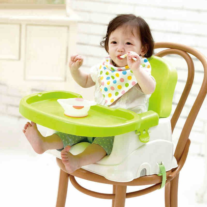 Babyyuga Fold Portable Baby Dining Chair Tray Booster Seat Awesome Booster Seat For Dining Room Chair Inspiration