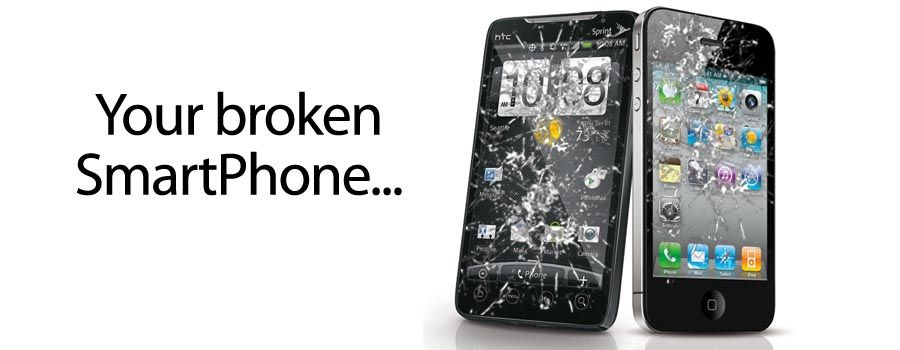 how much to get a cracked screen fixed