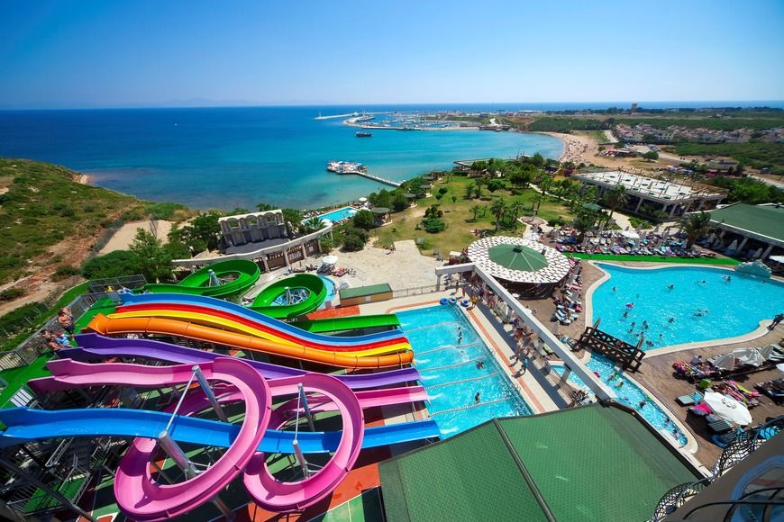Didim Beach Resort Hotel, Altinkum - Reviews & Bookings   Beach ...