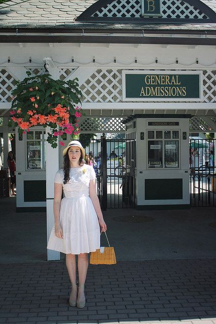 To the races by allthishappiness, via Flickr