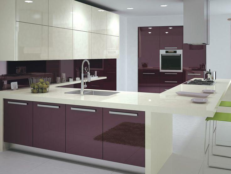 25 Best Ideas About High Gloss Kitchen Cabinets On Pinterest Hgtv