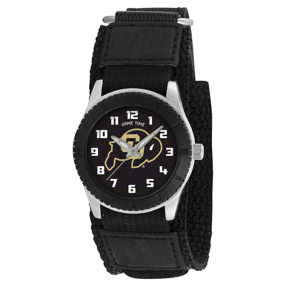 Youth Game Time NCAA Rookie Sports Watch - Black -