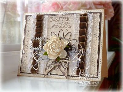EwenStyle: Vintage Card Cafe...Forever-and-Always