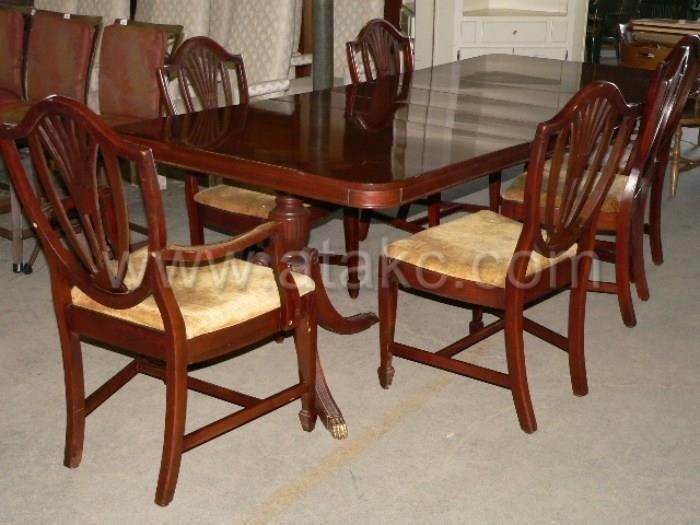 Dining Room Table And Chairs Atakc