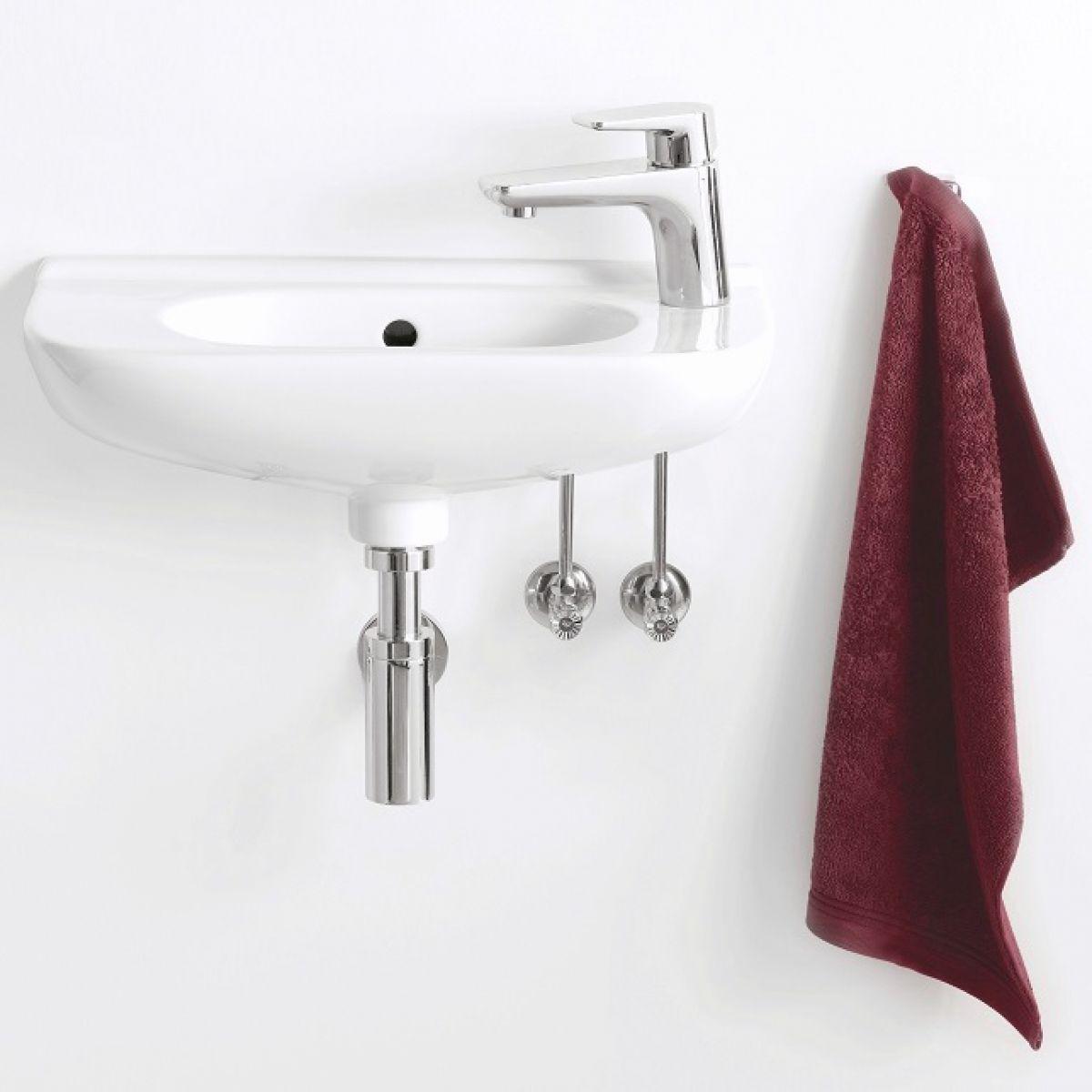 Villeroy Boch O Novo Compact Narrow Handwash Basin Basin Sink Villeroy Boch