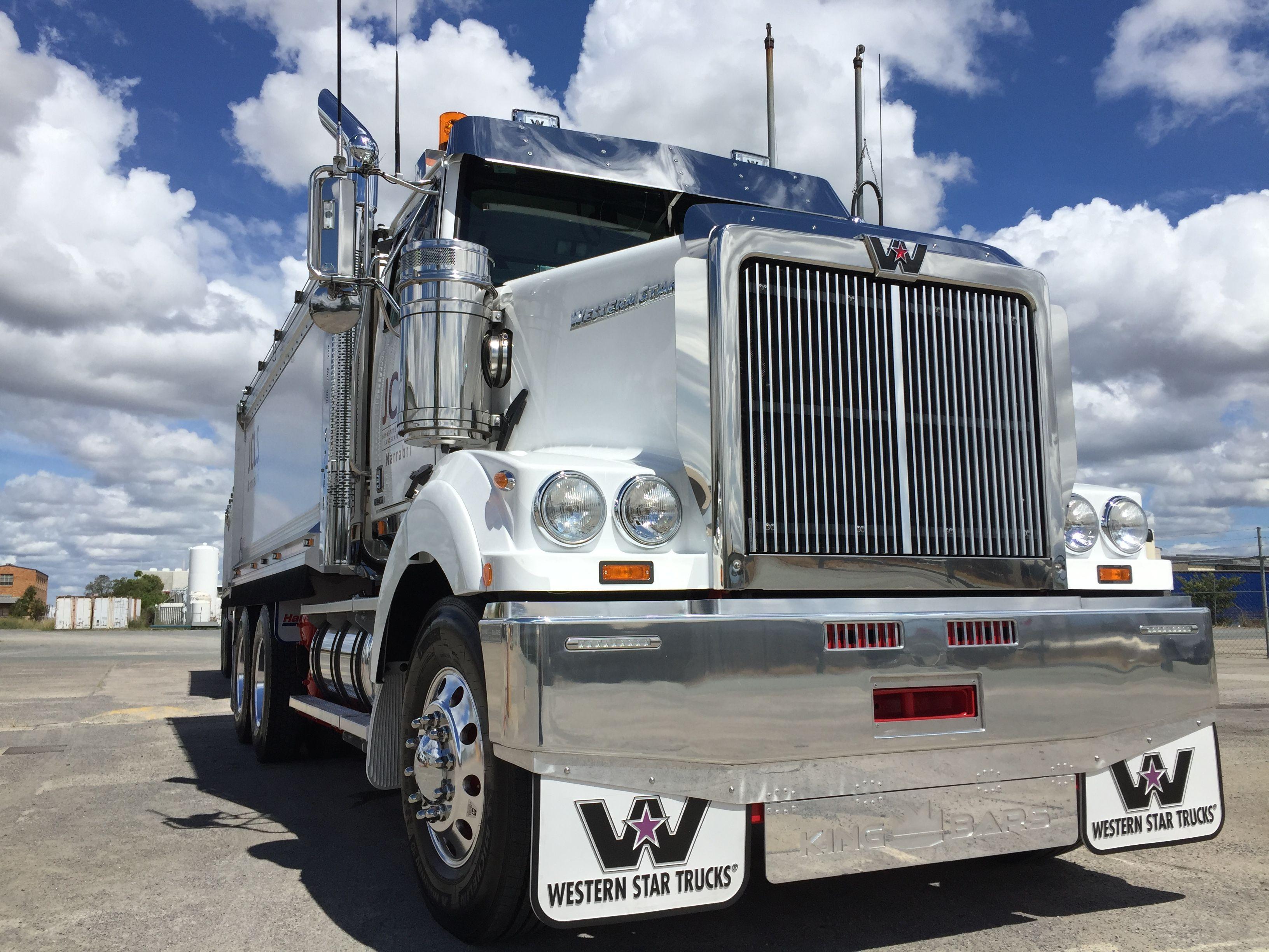 Pin By Arran Glass On Western Star Trucks Western Star Trucks Big Trucks Trucks