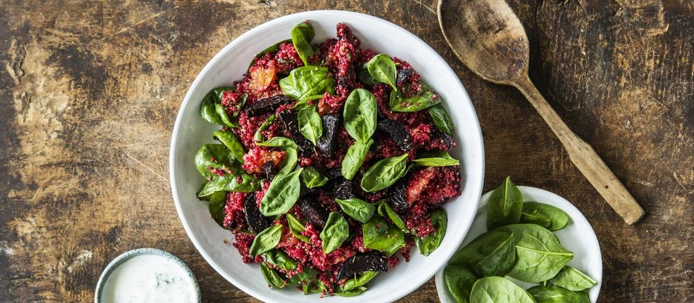 Kvinoa Resepti