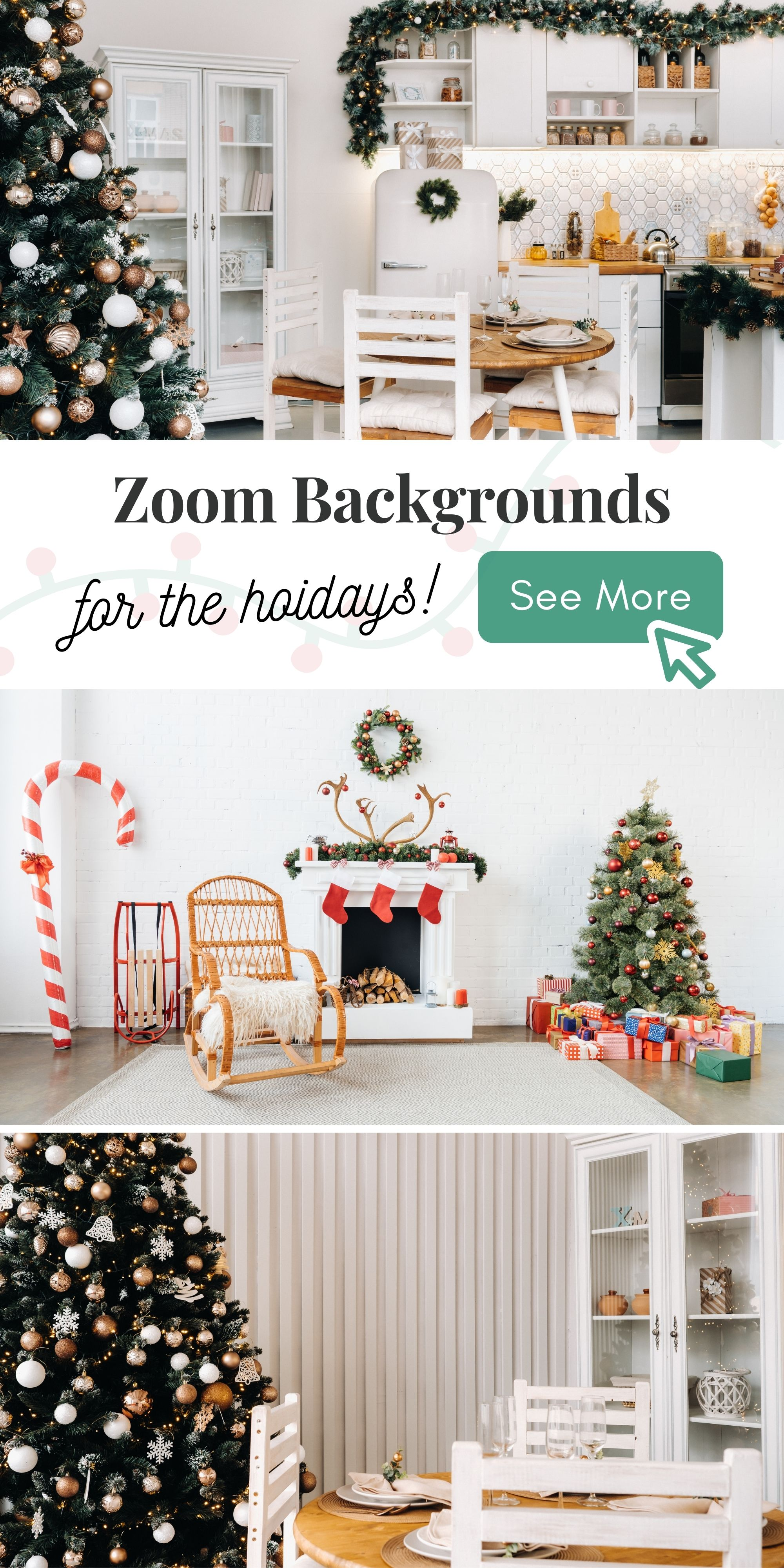 Christmas Backgrounds With A White Minimalistic Look Vibe Christmas Backdrops Christmas Background Green Screen Backgrounds