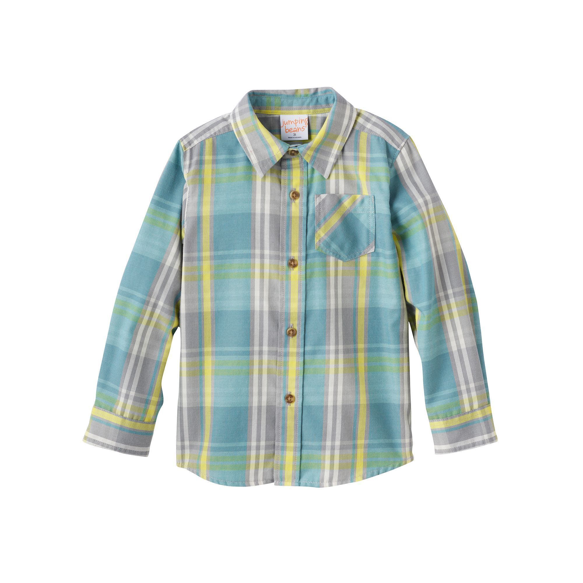 Flannel shirts at kohl's  Jumping Beans Baby Boy Jumping Beans Plaid Flannel Long Sleeve
