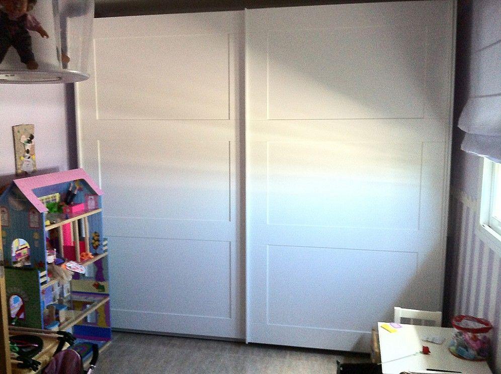 Concurso fotogr fico lagrama fotograf a armario puertas - Armario blanco puertas correderas ...