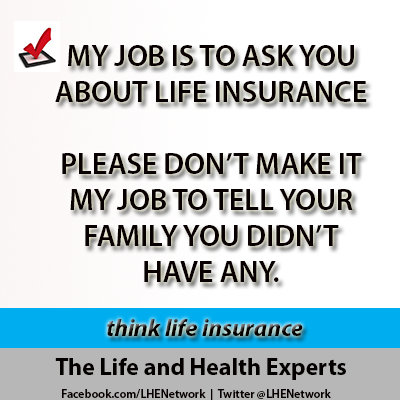 Think Life Insurance Insureyourlove Life Insurance Quotes Life