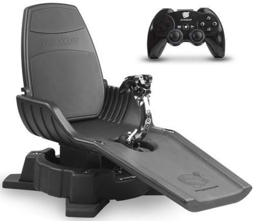 Gyroscopic Video Game Seats Crap Dude Likes Konsole Sessel Buero