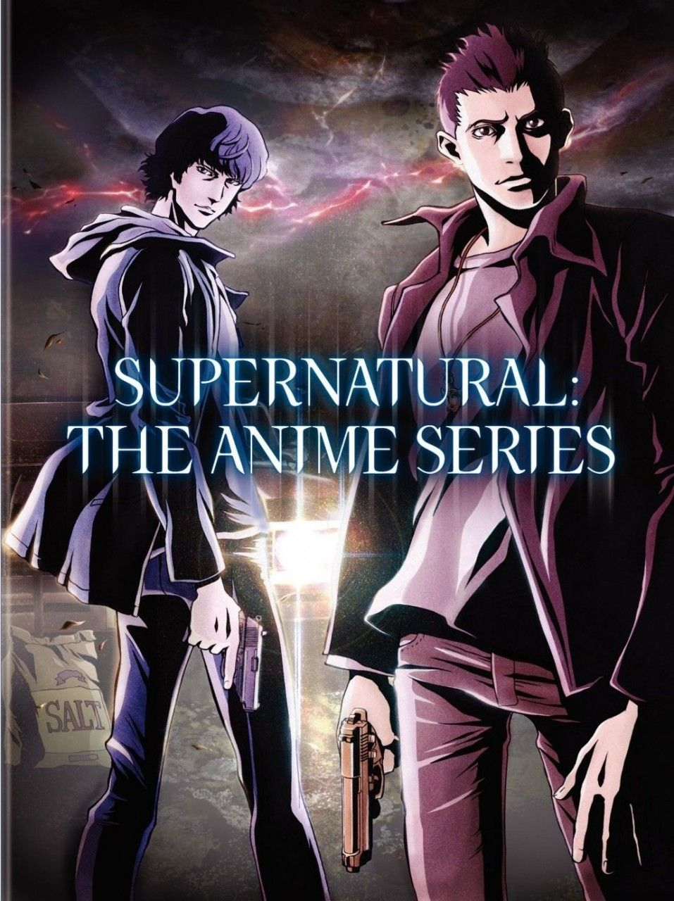 Pin by 𝕄ona on Tv series madness Supernatural seasons