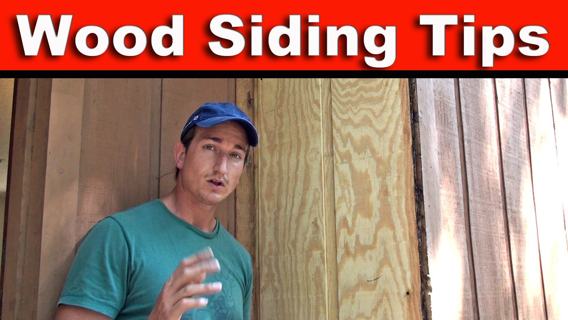 Installing Plywood Siding Tips And Tricks Using T1 11 Plywood
