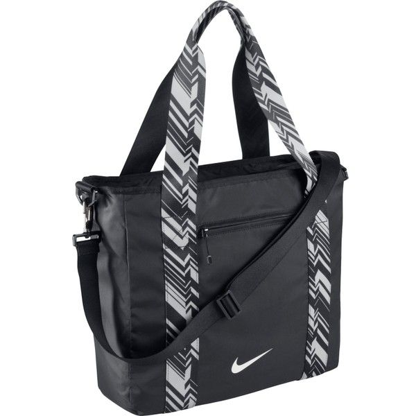 Nike Legend 2 0 Track Tote Bag 295 Sek Liked On Polyvore Featuring Bags Handbags Sport Water Resistant Purse