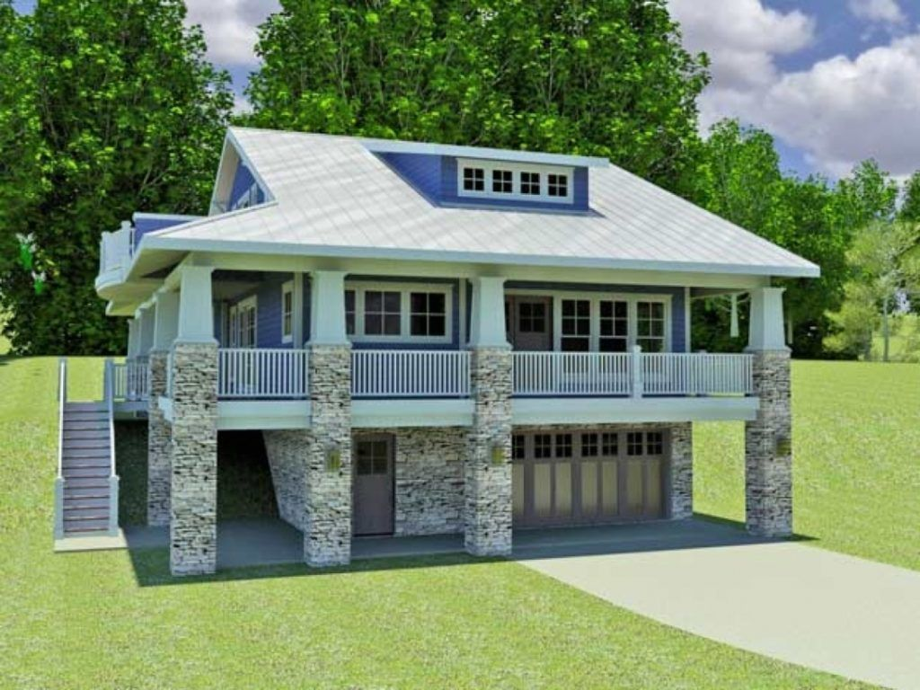 Great Small Hillside Home Plans New Home Plans Design House Built Into Hillside Sloping Lot House Plan Small Lake Houses