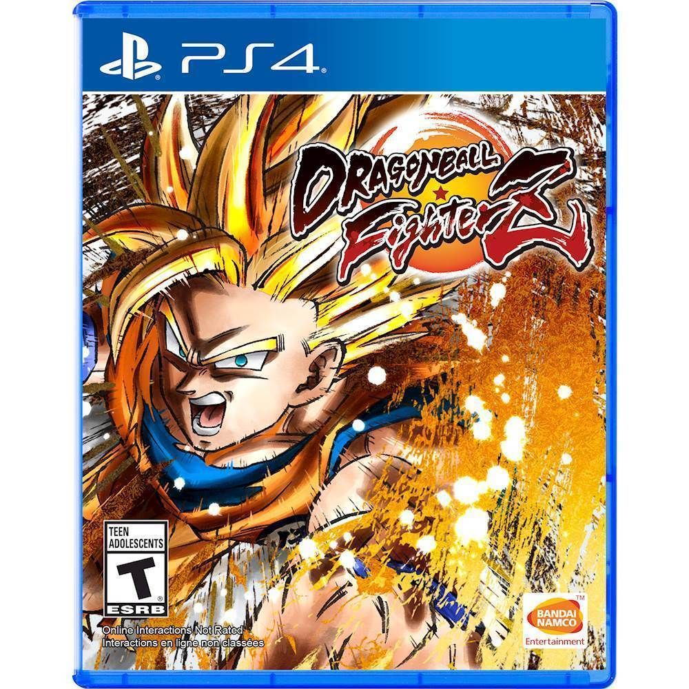 Dragon Ball FighterZ PS4 Sony PlayStation 4, 2018 New