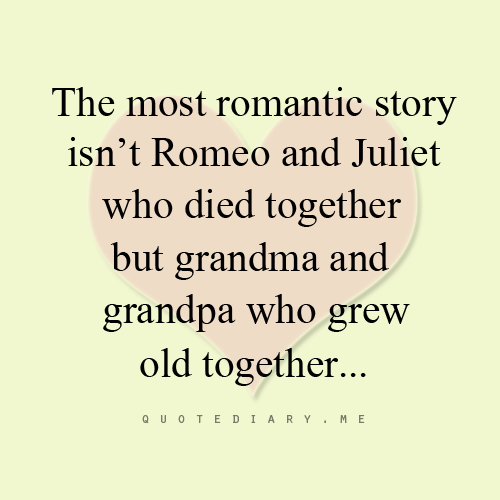quotes that show romeo is romantic