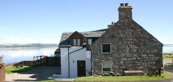 Beach Cottage B B Cottage Scotland Hotels Beach Cottages