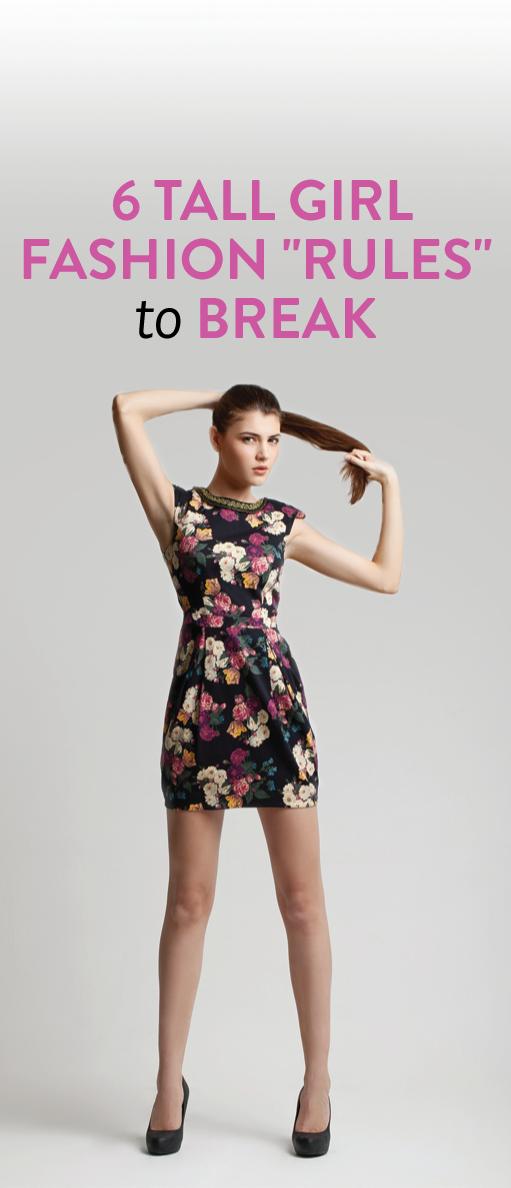 Tall Girls Fashion -35 Cute Outfits Ideas 77